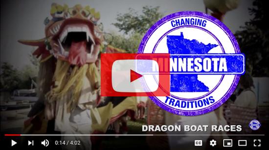 MN Traditions: Lake Bemidji Dragon Boat Festival