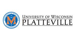 UW-Plateville logo